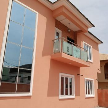 4 Bedroom Duplex with Bq Fully Detached at Chevron Lekki, Chevron By Second Toll Gate Chevron Lekki Phase Ii, Ikate, Lekki, Lagos, Detached Duplex for Rent