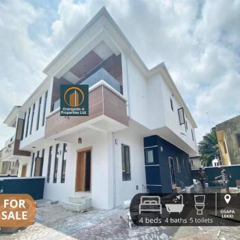 Spacious 4 Bedroom Semi Detached Duplex., Osapa, Lekki, Lagos, Semi-detached Duplex for Sale