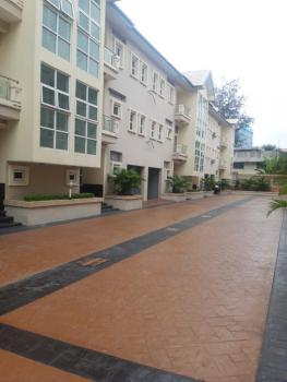 Luxury Service 4 Bedrooms Terraced Duplex with Bq and Fitted Kitchen, Off Amadubello Way, Victoria Island Extension, Victoria Island (vi), Lagos, Terraced Duplex for Rent