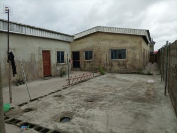350sqm Warehouse + 3 Rooms Flat on Full Plot of Land, Off Lekki - Epe Express Way, Shapati, Ibeju Lekki, Lagos, Warehouse for Sale