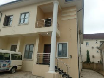 Brandnew 4 Bedrooms Semi-detached Duplex with B/q, Around Cedarcrest Hospital, Gudu, Abuja, Semi-detached Duplex for Rent