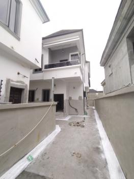 Super Luxury 4 Bedroom Semi-detached Duplex with a Room Bq, Idado Lekki Lagos, Idado, Lekki, Lagos, Semi-detached Duplex for Sale