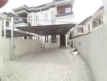 Luxury 3 Bedroom Semi Detached with Bq and Excellent Facilities, Chevron Alternative Route, Lekki Phase 2, Lekki, Lagos, Semi-detached Duplex for Sale