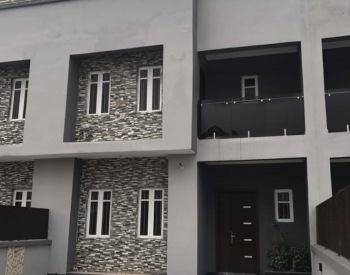 Luxury 4 Bedroom Terrace with Exclusive Compound, Lekki Phase 1, Lekki, Lagos, Terraced Duplex for Rent
