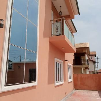 Brandnew 4 Bedroom Detached Duplex, Second Toll Gate By Chevron, Ikate, Lekki, Lagos, Flat for Rent