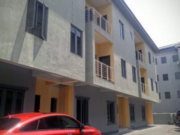 New Well Structured 4 Bedroom Terraced Duplex, Ikate Elegushi, Lekki, Lagos, Terraced Duplex for Rent