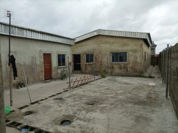 350sqm Warehouse + 3 Rooms Flat on Full Plot of Land, Off Lekki - Epe Express Way, Shapati, Ibeju Lekki, Lagos, Warehouse for Rent