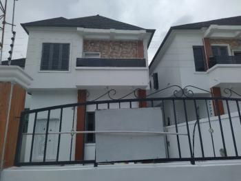 Cheap 3 Bedroom Semi Detached Duplex, Before Chevron, Idado, Lekki, Lagos, Semi-detached Duplex for Sale