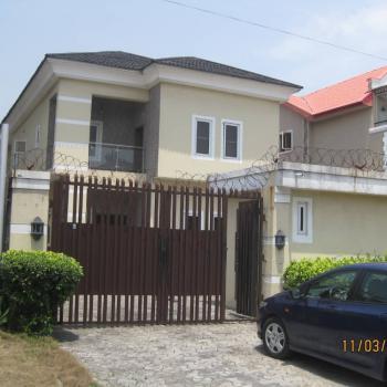 6 Bedroom Detached Duplex + 2 Rooms Bq for Commercial/residential, Lekki Phase 1, Lekki, Lagos, Detached Duplex for Sale