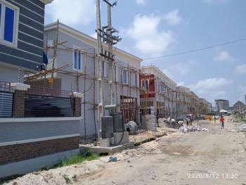 Exquisite 4 Bedrooms Terraced Duplex, Phase 2, Creek Avenue Court, Ikota, Lekki, Lagos, Terraced Duplex for Sale