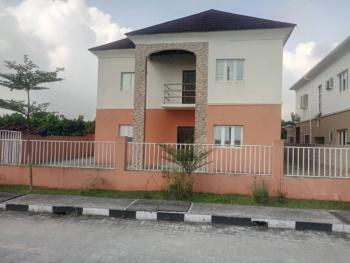 Luxurious 4 Bedrooms Fully Detached with 2 Bq, Amity Estate, Sangotedo, Ajah, Lagos, Detached Duplex for Sale