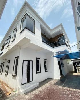 Luxury 5 Bedroom Fully Detached with Bq, Second Toll Gate, Lekki, Lagos, Detached Duplex for Sale