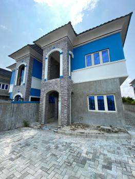 Luxury 5 Bedroom Fully Finished Semi Detached, Within Atican Beachview Estate, Ajah, Lagos, Semi-detached Duplex for Sale
