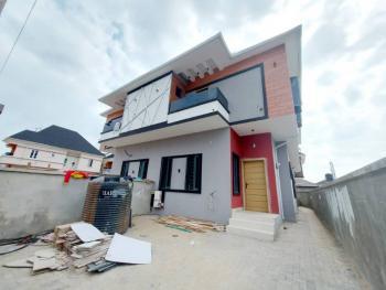 Standard 4 Bedroom Semi Detached Duplex, Osapa, Lekki, Osapa, Lekki, Lagos, Semi-detached Duplex for Sale