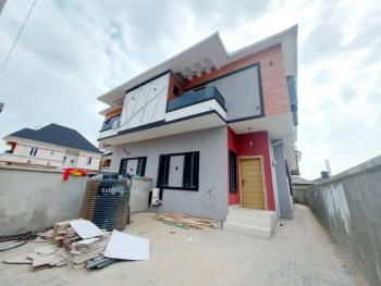 Stunning 4 Bedroom Semi-detached Duplex with a Room Bq, Osapa London, Lekki, Lagos, Semi-detached Duplex for Sale