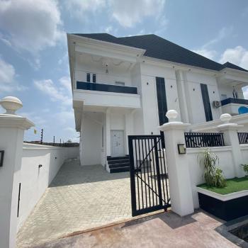 Elegant 4 Bedroom Semi-detached Duplex with a Room Bq, Agungi, Lekki, Lagos, Semi-detached Duplex for Sale