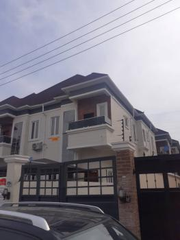 3 Bedroom Semi Detached Duplex with Bq, Chevron Alternative Route Chevron By 2nd Tow Gate Lekki, Lekki Expressway, Lekki, Lagos, Semi-detached Duplex for Sale