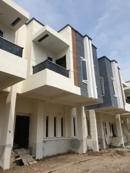 Luxury 4bedroom Duplex in a Serviced Mini Estate, Orchid Road, Lekki Expressway, Lekki, Lagos, Terraced Duplex for Sale