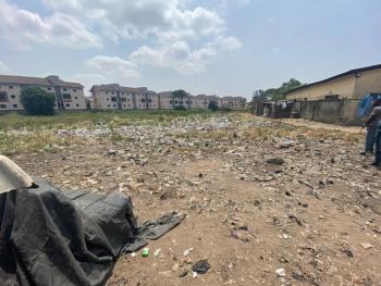 3 Acres of Land in a Strategic Location Facing The Road, Behind Grace Court Estate, Off Adekunle Road., Adekunle, Yaba, Lagos, Mixed-use Land for Sale