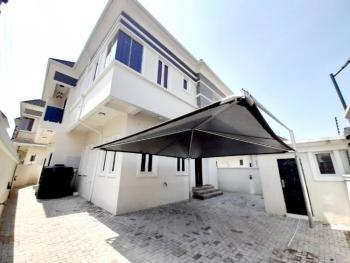 Luxury 5 Bedroom Fully Detached Duplex with Bq, Chevron, Lekki Phase 2, Lekki, Lagos, Detached Duplex for Rent
