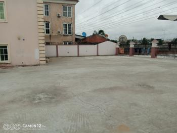 Six Plots of Open Space Facing The Express at Asapa, Osapa, Lekki, Lagos, Commercial Land for Rent