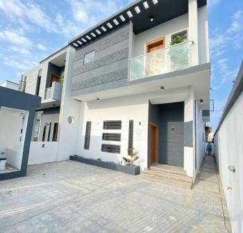 Modern 4 Bedroom Semi Detached Duplex with Bq, Orchid, Lekki Phase 2, Lekki, Lagos, Semi-detached Duplex for Sale