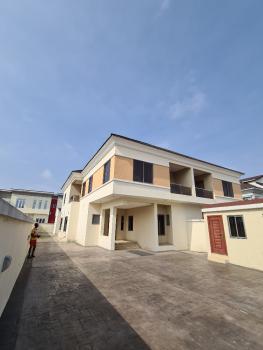 Affordable 4bedroom Semi Detached Duplex in a Secured Estate, Pinnock Beach Estate, Osapa, Lekki, Lagos, Semi-detached Duplex for Sale