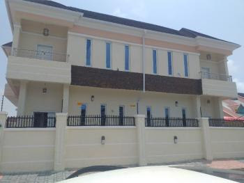 Brand New 4 Bedroom Duplex with Bq, Thomas Estate, Ajah, Lagos, Semi-detached Duplex for Rent