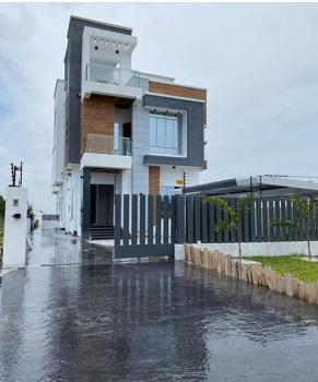 Brand New Luxurious 5 Bedroom Fully Detached Duplex with a Bq., Pinnock Beach Estate on Shoprite Road., Osapa, Lekki, Lagos, Detached Duplex for Sale