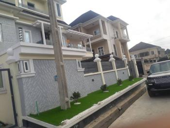 Luxury 5 Bedroom Fully Detached + Spacious Laundry & Bq., Chevy View Estate, Lekki, Lagos, Detached Duplex for Sale