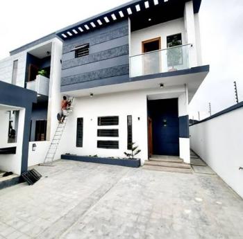 Luxurious 4 Bedroom Semi Detached Duplex with a Bq., After Lekki 2nd Toll Gate,, Ikota, Lekki, Lagos, Semi-detached Duplex for Sale