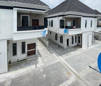 Newly Built 4 Bedrooms Semi Detached Duplex with Detailed Finishing, 2nd Toll Gate, Lekki Expressway, Lekki, Lagos, Semi-detached Duplex for Sale