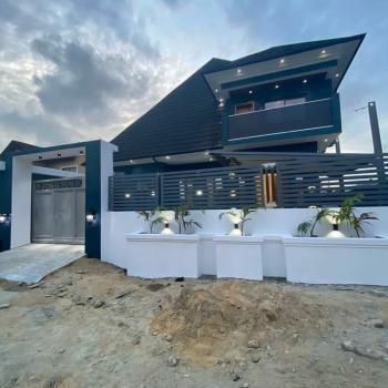 Excellent 3 Bedroom Fully Detached Duplex with a Room Bq., Badore, Ajah, Lagos, Detached Duplex for Sale