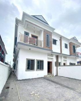 Tastefully 4 Bedroom Semi-detached House., Chevron, Lekki, Lagos, Semi-detached Duplex for Sale