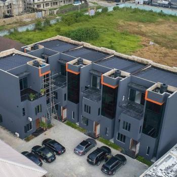 Newly Built 4 Bedroom Terrace House., Lekki Phase 1, Lekki, Lagos, Terraced Duplex for Sale