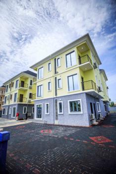 Luxury 4 Bedroom Terrace Duplex with 2 Bq, Lekki Phase 1, Lekki, Lagos, Semi-detached Duplex for Sale
