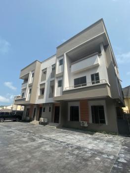 Executive 4 Bedroom Semi Detached Duplex with Bq., Oniru, Victoria Island (vi), Lagos, Semi-detached Duplex for Sale