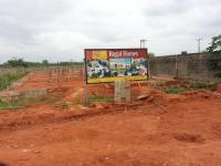 Full Plot of Land for 6m, Regal Homed Estate Behind Punch Wawa Before Forthright Estate, Berger, Arepo, Ogun, Land for Sale
