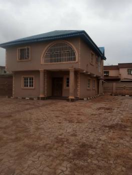 Newly Built 5 Bedroom Detached House, Ipaja, Lagos, Detached Duplex for Sale