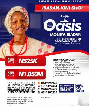 Affordable Plot of Land, Iseyin, Oyo, Residential Land for Sale