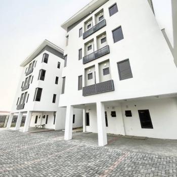 Contemporary Condominium of 2 Bedroom Serviced Apartments, Osapa, Lekki, Lagos, Flat for Rent