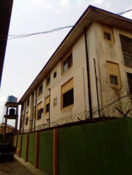 2 Units of 2 Floors Building, Mulero, Agege, Lagos, Flat for Sale