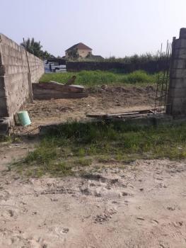 Full Plot of Dry Fenced Land, Greenville Estate, Badore, Ajah, Lagos, Residential Land for Sale