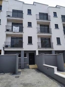 Brand New 4 Bedrooms Terraced Duplex with Bq, Maryland, Lagos, Terraced Duplex for Sale