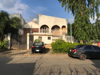 a Wing of 4 Bedrooms Twin Duplex with 1 Bedroom Boys Quarter, 27 Danube Street, Off Ibb Boulevard Way, Maitama District, Abuja, Semi-detached Duplex for Sale