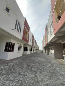 4 Bedrooms Terraced Duplex, By Second Toll Gate, Lekki Phase 2, Lekki, Lagos, Terraced Duplex for Sale