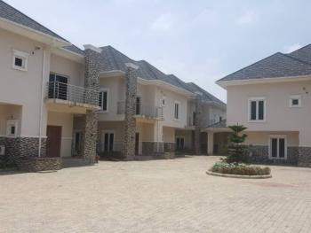 4 Units of 4 Bedroom Townhouses with a Maids Room Each., Apo, Abuja, Terraced Duplex for Rent