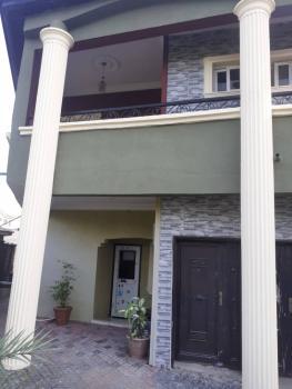 Clean 3 Bedroom Flat Upstairs, Greenville Estate, Badore, Ajah, Lagos, Flat for Rent