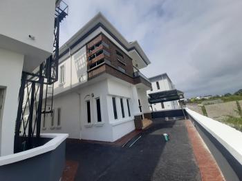 Luxury 5 Bedroom Duplex with Bq., Lekki County Homes Estate., Lekki, Lagos, Detached Duplex for Sale