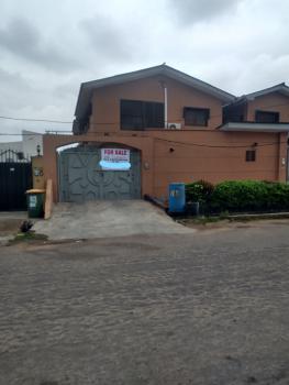 a Standard 4 Bedroom Flat + 2rooms Bq, Omole Phase 1, Ikeja, Lagos, Block of Flats for Sale